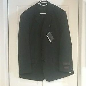 Lord John Men Dress Suit Jacket Sz 44R M Super 150